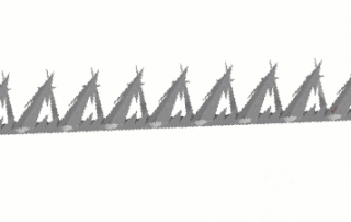 Fencing spikes